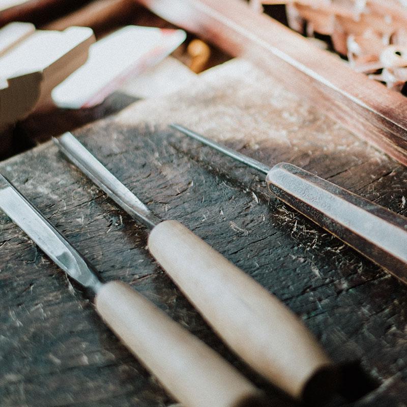 Disse værktøjer har været brugt i hundredevis af år, og bruges stadig den dag idag!